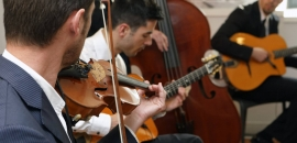 Groupe de jazz swing | Valentin | Vendée (85)