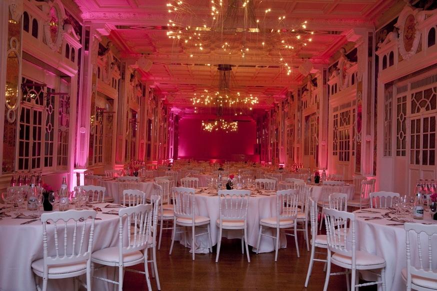 Location Salle Des Miroirs Pour Evenement D Entreprise Paris 75009