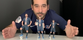 Animation Figurine Minimoi et GIF 360° | Paris (75)